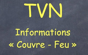 Informations COVID, spéciales