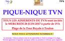 Pique Nique TVN
